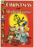 Golden Age (1938-1955):Funny Animal, Four Color #201 Christmas with Mother Goose (Dell, 1948) Condition:VF-....