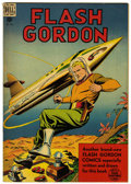 Golden Age (1938-1955):Science Fiction, Four Color #204 Flash Gordon (Dell, 1948) Condition: VG/FN....