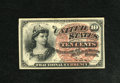 Fractional Currency:Fourth Issue, Fr. 1257 10c Fourth Issue Extremely Fine....