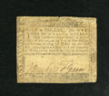 Colonial Notes:Maryland, Maryland August 14, 1776 $1/2 Very Good....