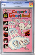 Bronze Age (1970-1979):Cartoon Character, Casper's Ghostland #60 File Copy (Harvey, 1971) CGC NM/MT 9.8 Whitepages....