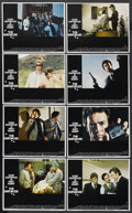 "Movie Posters:Crime, The Enforcer (Warner Brothers, 1977). Lobby Card Set of 8 (11"" X14""). Crime. ... (Total: 8 Items)"