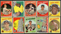 Baseball Cards:Sets, 1959 Topps Baseball Partial Set (424). ...