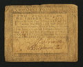 Colonial Notes:Maryland, Maryland August 14, 1776 $2 2/3 Very Good.. ...
