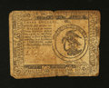 Colonial Notes:Continental Congress Issues, Continental Currency February 17, 1776 $3 Fine.. ...