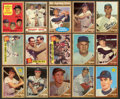 Baseball Cards:Lots, 1962 Topps Baseball Collection (133) With Ruth Specials &HoFers! ...