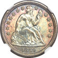 Seated Dimes, 1859-O 10C MS68 NGC....