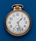Timepieces:Pocket (post 1900), Elgin, 21 Jewel, B.W. Raymond. ...