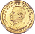 Proof Commemorative Gold, 1903 G$1 Louisiana Purchase/McKinley PR64 NGC. CAC....