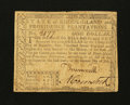 Colonial Notes:Rhode Island, Rhode Island July 2, 1780 $1 Very Fine.. ...