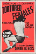 "Movie Posters:Sexploitation, Tortured Females Lot (S.I.E. International, 1965). One Sheets (2)(28"" X 42""). Sexploitation.. ... (Total: 2 Items)"