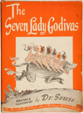 "Books:Signed Editions, Dr. Seuss. The Seven Lady Godivas. New York: Random House,[1939].. First edition, with ""first printing"" state..."