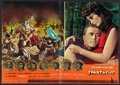 "Movie Posters:Adventure, Spartacus (Universal International, 1960). Italian Photobusta(18.5"" X 26""). Adventure.. ..."