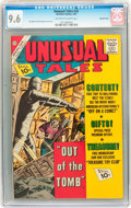 Silver Age (1956-1969):Horror, Unusual Tales #32 Western Penn pedigree (Charlton, 1962) CGC NM+9.6 Off-white to white pages....