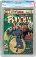 Bronze Age (1970-1979):Superhero, The Phantom #73 Western Penn pedigree (Charlton, 1976) CGC NM+ 9.6White pages....