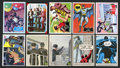 Non-Sport Cards:Lots, 1960's Multi-Brand Super Heroes Collection (150+). ...