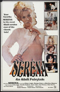 """Movie Posters:Adult, Serena: An Adult Fairy Tale Lot (Unknown, 1979). One Sheets (3) (27"""" X 41""""). Adult.. ... (Total: 3 Items)"""