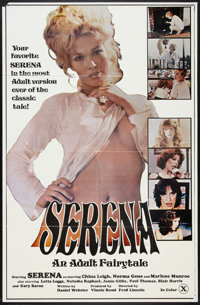 """Serena: An Adult Fairy Tale Lot (Unknown, 1979). One Sheets (3) (27"""" X 41""""). Adult. ... (Total: 3 Items)"""