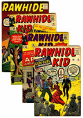 Silver Age (1956-1969):Western, Rawhide Kid Group (Marvel, 1960-64).... (Total: 4 Comic Books)