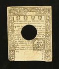 Colonial Notes:Connecticut, Connecticut March 1, 1780 1s 3d Very Fine.. ...