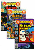 Modern Age (1980-Present):Superhero, Detective Comics Group (DC, 1978-81) Condition: Average NM-....(Total: 20 Comic Books)