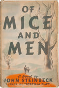 Books:Literature 1900-up, John Steinbeck. Of Mice and Men. ...