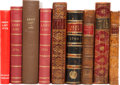 Books:First Editions, [British Army Lists]. Army Lists for the Years 1775-1783, Coveringthe Years of the American Revolution. Nine volumes, inclu...(Total: 9 Items)