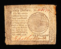 Colonial Notes:Continental Congress Issues, Continental Currency September 26, 1778 $60 Fine.. ...