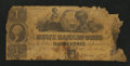 Obsoletes By State:Ohio, Toledo, OH- State Bank of Ohio $1 circa 1850's. ...