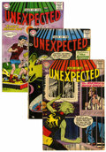 Silver Age (1956-1969):Horror, Tales of the Unexpected Group (DC, 1958-67) Condition: AverageVF+.... (Total: 7 Comic Books)