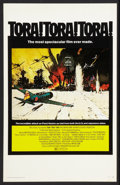 """Movie Posters:War, Tora! Tora! Tora! Lot (20th Century Fox, 1970). Window Card (14"""" X22""""), Pressbooks (2) (Multiple Pages, Various Sizes) and ...(Total: 4 Items)"""