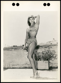 """Joan Collins (1950s). Keybook Photo (8"""" X 10""""). Miscellaneous"""