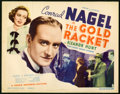 """Movie Posters:Thriller, The Gold Racket Lot (Grand National, 1937). Lobby Card Set of 8(11"""" X 14"""") and Photos (2) (8"""" X 10""""). Thriller.. ... (Total: 10Items)"""