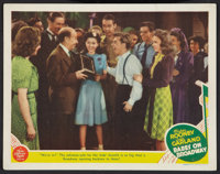 "Babes on Broadway Lot (MGM, 1941). Lobby Card (11"" X 14"") and Photo (8"" X 10""). Musical. ... (Total:..."