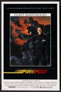 "Movie Posters:Action, Firefox (Warner Brothers, 1982). One Sheet (27"" X 41""). Action. ..."