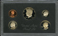 Proof Roosevelt Dimes, 1983 10C No S PR68 Deep Cameo Uncertified.... (Total: 5 coins)