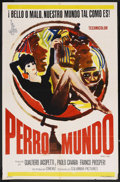 """Movie Posters:Documentary, Mondo Cane (Times, 1963). Argentinean Poster (29"""" X 43""""). Documentary. ..."""