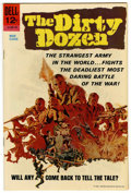 Silver Age (1956-1969):Miscellaneous, Movie Classics - The Dirty Dozen - File Copy (Dell, 1967)Condition: NM-....