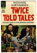 Silver Age (1956-1969):Horror, Movie Classics - Twice Told Tales - File Copy (Dell, 1964)Condition: VF+....