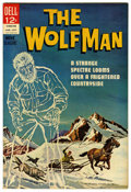 Silver Age (1956-1969):Horror, Movie Classics - The Wolfman - File Copy (Dell, 1963) Condition:NM-....