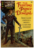 Silver Age (1956-1969):Adventure, Movie Comics: Fighting Prince of Donegal - File Copy (Gold Key, 1967) Condition: NM....