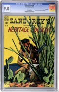 Golden Age (1938-1955):Funny Animal, Four Color #236 Zane Grey's Heritage of the Desert - Vancouverpedigree (Dell, 1949) CGC VF/NM 9.0 White pages....