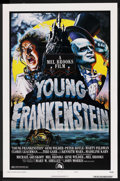 "Movie Posters:Comedy, Young Frankenstein (20th Century Fox, 1974). One Sheet (27"" X 41"")Style B. Comedy. ..."