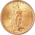 Saint-Gaudens Double Eagles, 1924-S $20 MS64 PCGS Secure. CAC....