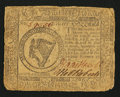 Colonial Notes:Continental Congress Issues, Continental Currency February 17, 1776 $8 Fine.. ...