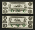 Obsoletes By State:Rhode Island, Newport, RI- New England Commercial Bank $1. Newport, RI- New England Commercial Bank $2. ... (Total: 2 notes)