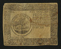Colonial Notes:Continental Congress Issues, Continental Currency September 26, 1778 $5 Counterfeit DetectorVery Fine.. ...