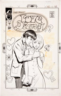 Original Comic Art:Covers, Love Diary #78 Cover Original Art (Charlton, 1972)....