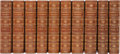 Books:Non-fiction, James Boswell. The Life of Samuel Johnson, LL.D.Including a Journal of His Tour to the Hebrides. London:John M... (Total: 10 Items)