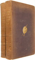Books:First Editions, George Catlin. Letters and Notes on the Manners, Customs, andCondition of the North American Indians. By Geo. Catli...(Total: 2 Items)